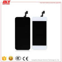 moblie phones LCD Display+Touch Screen Digitizer Assembly Replacement for iPhone 5,full original from Foxconn (oem)
