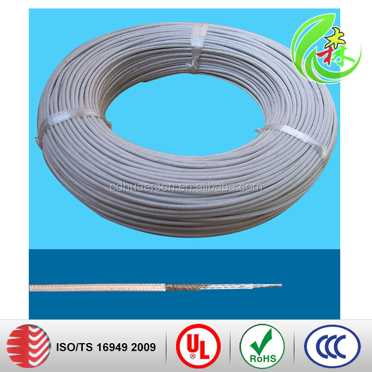 silicone rubber insulation motor winding wire ul 3135
