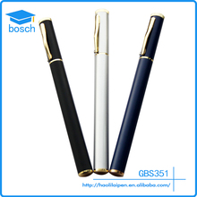 Alibaba express Wholesale china pen factory turkey metal roller pens with custom logo