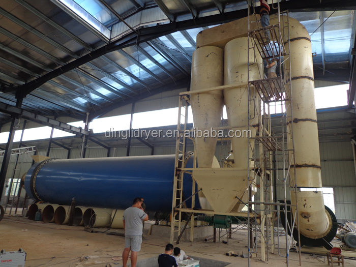 Sawdust Blower System : Wood sawdust dryer equipment blower collector sale