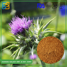 Competitive price milk thistle extract silymarin powder in bulk