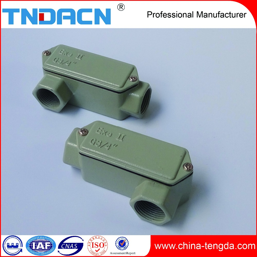 High Quality Threaded Electric 3/4 In Cast Steel Conduit Body