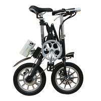 Folding Electric Bicycle With 30 Mile