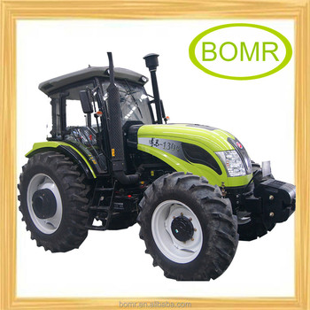 Bomr 1304 tractor with 6 cylinder engine