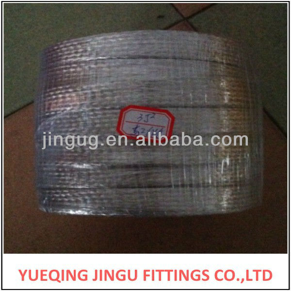 ISO CERTIFICATE flat braid earthing copper tape