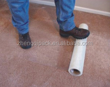 China factory 60CM X 100M Self Adhesive Carpet Protector Protection Film