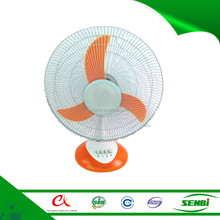 12'' 16'' Guangzhou electric table fan factory assembly for house using
