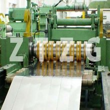 ZJ100x2mm to 2200x20mm steel coil slitter and complete slitting line