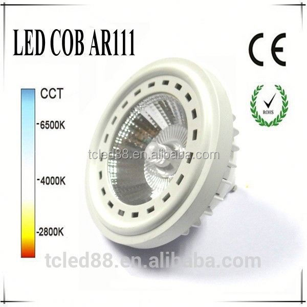 New arrival white 15w ar111 led bulb 25w