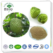 Factory supply 100% natural Soursop fruit extract /Guanabana extract