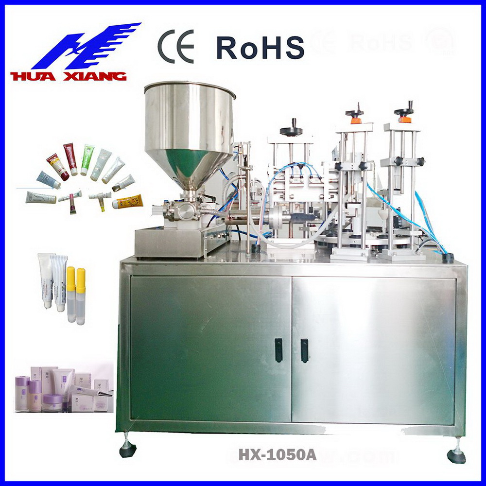 Toothpaste packaging machinery production equipment manufacturers