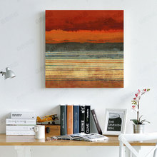 Living room interior wall decorative abstract canvas painting designs
