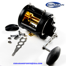 JF8000 Professional one piece strong body sea fishing for Trolling fishing reel