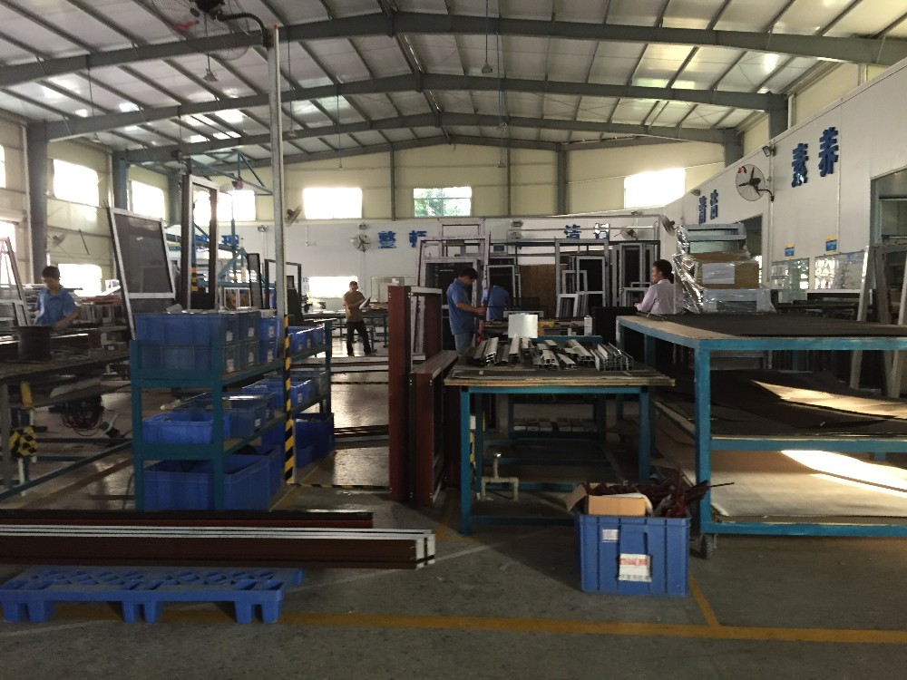 shenzhen factory commercial used glass sliding door price,double glazed sliding door
