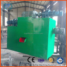 Dry powder extrusion granulation machine for chemical mineral fertilizer