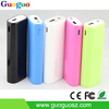 Wholesale Slim Colorful Powerbank Charger Portable Power Bank 5200mAh for MP3 Player, iPhone 6s Charger