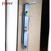 Fyeer Good Quality Bathroom Rainfall Massage Shower Panel