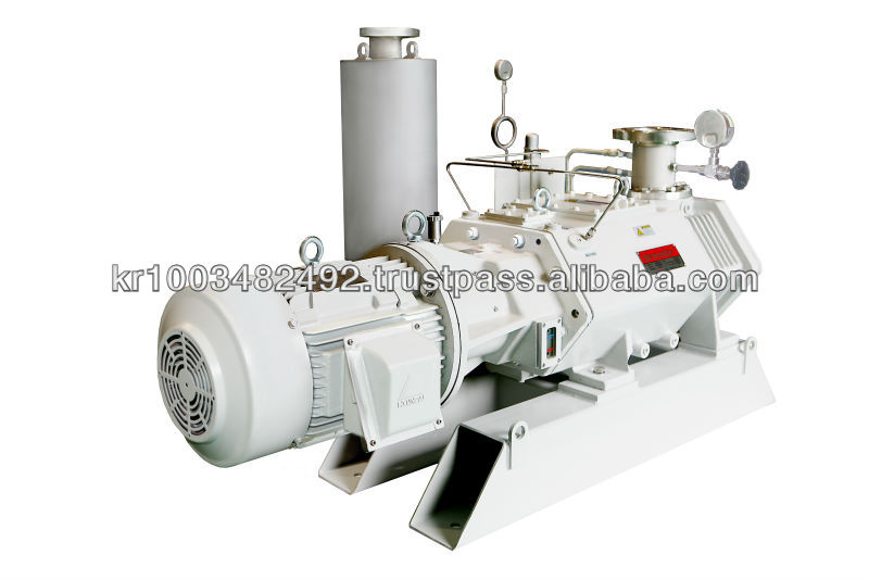 SCREW STAR* Hybrid Combined Variable Pitch Screw Dry Chemical Vacuum Pump