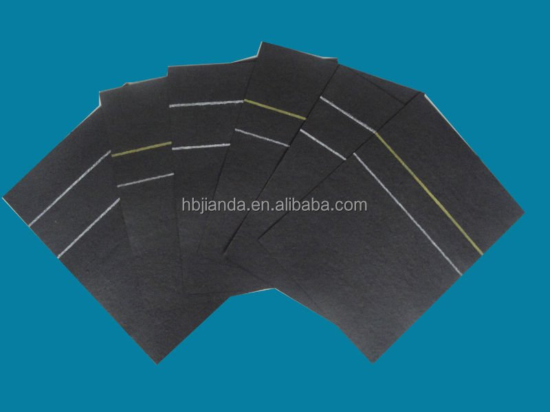 ASTM D-226 American standard roof black paper /protective layer/ aging resistance