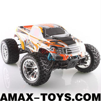 10112top brushless 4wd rc truck 1:10 Electric Power Monster Truck (top brushless version)