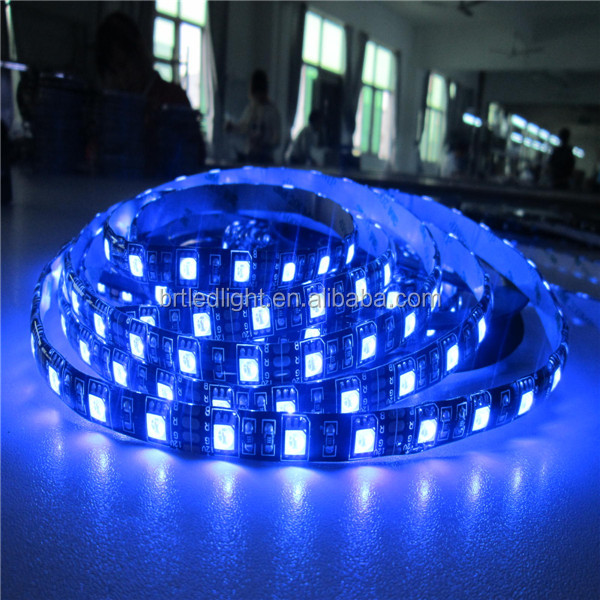 Flexible DC 12V 24V Addressable 5050 RGB Led Strip