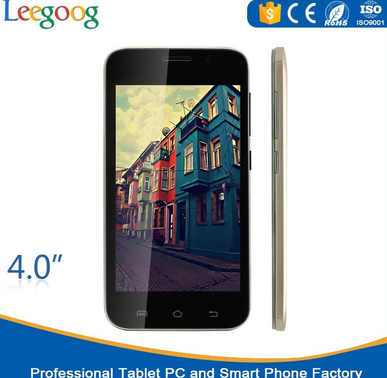 Cheapest Promoting 4.0 World 3G wifi bluetooth android Smart phone mobile phone