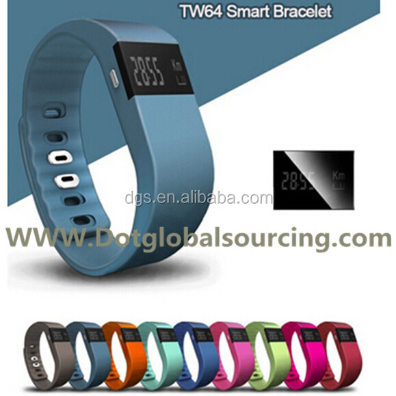 New Products Bluetooth Wrist Watch Fitness Tracker For Smart Phone