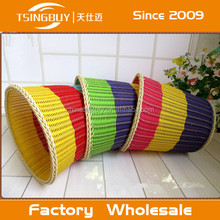 Tsingbuy high quality pp woven basket - recycled newspaper basket