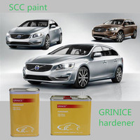 super fine silver car paint coating