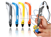 3d drawing Pen/Printer Filament - with EU,AU,US,UK plug