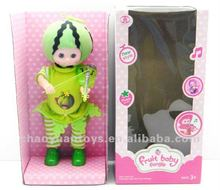 So dynamic ! Fruit Girl Electric Doll DO47308836-1