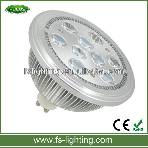 Top Quality 7w 9w 11w 14w dimmable led lamp ar111 g53 220v