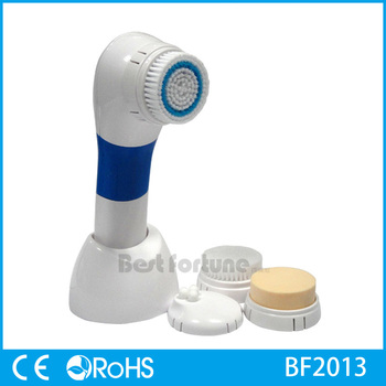 Popular Face Body Electric Cleaning Brush Set