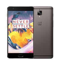"One plus 3 Oneplus 3T A3010 LTE 4G Mobile Phone Snapdragon 821 5.5"" Android 6.0 6G RAM 64/128G ROM 16MP Fingerprint ID NFC"