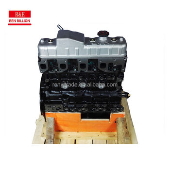 Auto parts vm r425 dohc engine long block for vm diesel engine