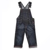 Fashion baby jeans children cotton denim rompers overalls