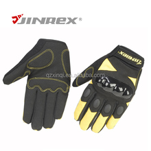 Jinrex Mountain Bike and BMX motocycle racing gloves hand protection sports gloves