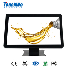 "Stock status 18.5"" touch screen monitor desktop display with led backlight"