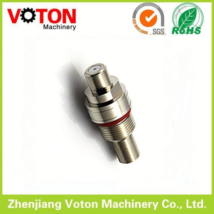 PLUG CATV CONNECTOR rg6 compression F type connector