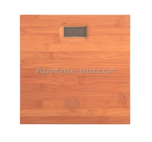 weighing scale wooden weighing scale digital body scale