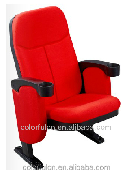 Cheaper Plastic Cover 5D Cinema Chair Y309 auditorium chair