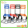 Fold up luggage cart new aluminum alloy airport luggage carts