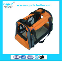 Whole Sales Soft Luxury pet carrier bag for travel shopping