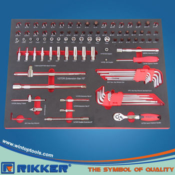 TOOL CABINET WITH TOOLS
