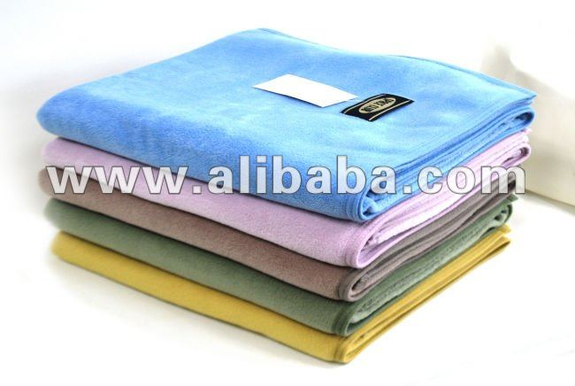 Blankets 100% Polyester - Original Made-in Korea