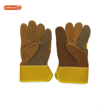 SHINEHOO Cheap Importer Of Leather Working Gloves For Worker