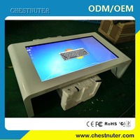 42 inch full HD 1080P Touch Screen Coffee Table with windows system