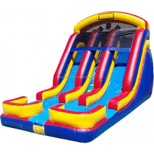 New style inflatable toys dry slide from China suppliers