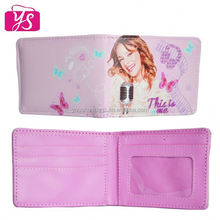 Beautiful pockets wallet small female wallet