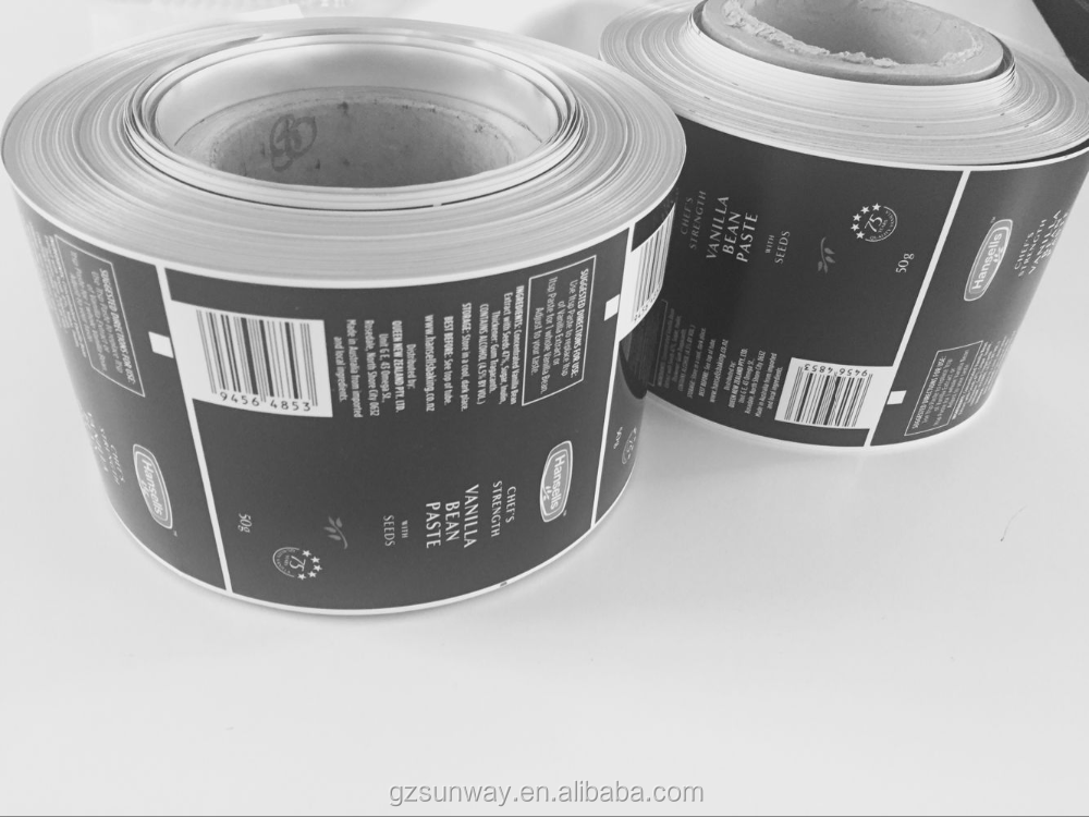 Laminated Web for Cosmetic Packaging Tube